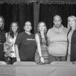 Shanelle Matthews, Mianta McKnight, Theresa Martinez, Misty Rojo, Miss Major, Piper Kerman