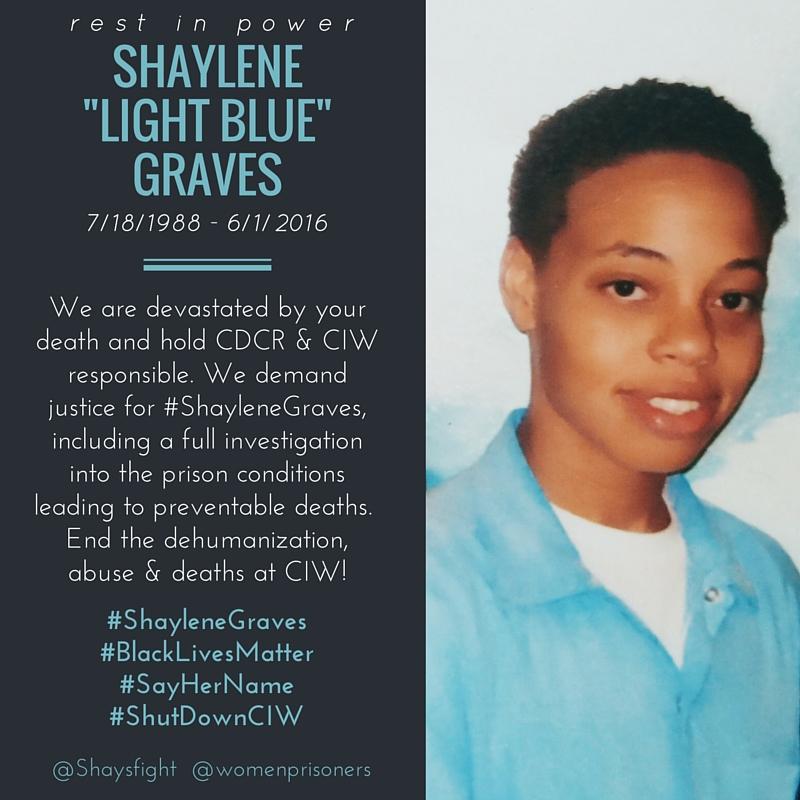 Shaylene Graves