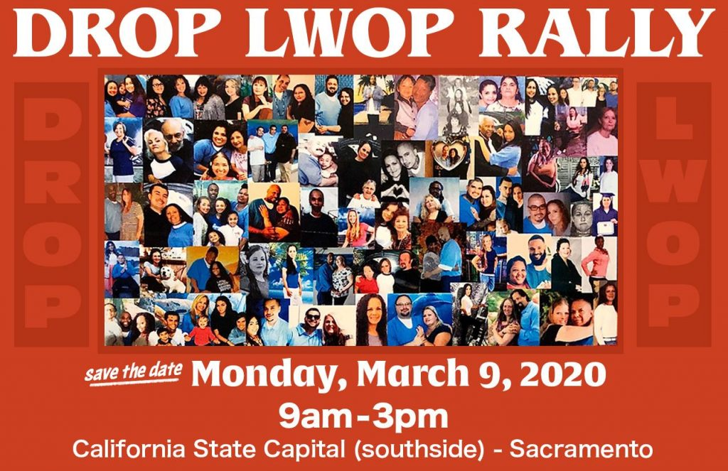 #DROPLWOP SPRING RALLY @ California State Capitol
