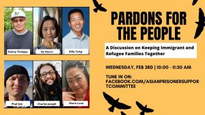 #Pardons4thePeople Panel Event @ APSP Facebook Live